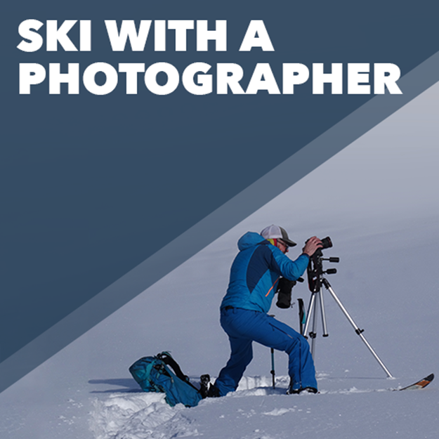 Picture of Ski with a Photographer