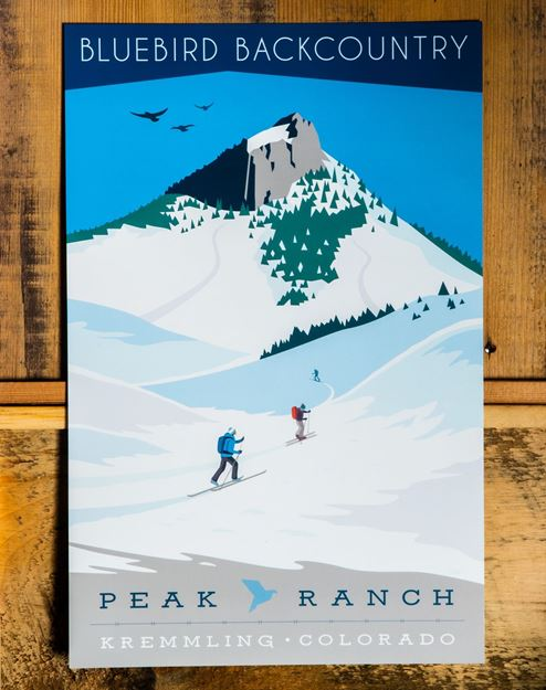 Picture of Peak Ranch Poster