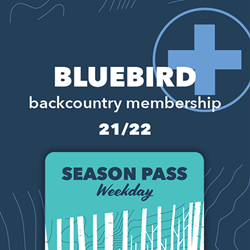 Picture of Weekday Season Pass with Bluebird+