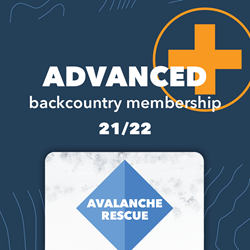 Picture of AIARE Avalanche Rescue with Advanced+ Membership