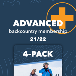 Picture of 4 Pack with Advanced+ Membership