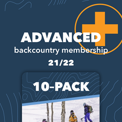 Picture of 10 Pack with Advanced+ Membership